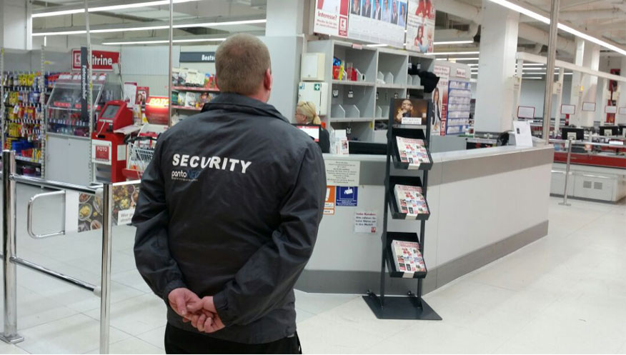 pantoNEO GmbH - Security bei Kaufland